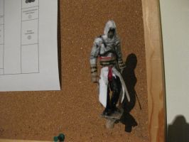 Mini Paper Assassins's Creed Altair Viewpoint by tdub123