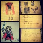 Female Thor Cosplay Design by larrykins14