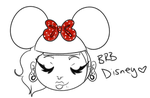 Brb Disney by draculabiscuit