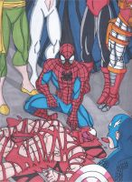 Maximum Carnage Part 13-Sympathy for the Devil by RobertMacQuarrie1