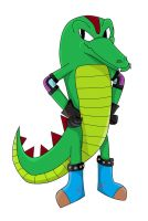 Terry Aligator by RollerCoasterViper59
