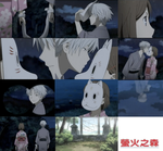Hotarubi no Mori E movie BEST scenes-Gin/Hotaru by hush-janiz15