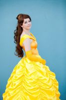 Belle - Beauty and the Beast by Emiko-Sakura