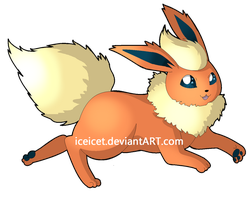 Flareon by iceicet