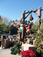 WDW Character: Canadian Santa by wilterdrose-stock