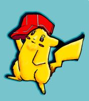 Pikahat by thisbemoo