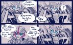 TFRID: Arcee/Strongarm comic by Succubii