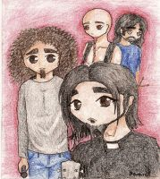 System Of A Down by reveire