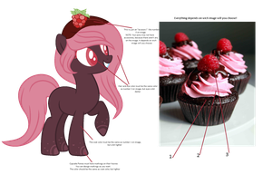|Cupcake Ponies Info|OPEN SPECIES| by Sunsetlicious