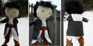 Malik Plushie by Mrs-Lovetts-Meat-Pie