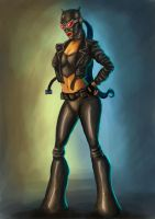 BatLord catwoman concept by dushans