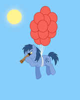Balloons by AetherElemental
