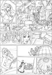 Songes Tome 2 Page 11 Lineart by TerryDodson