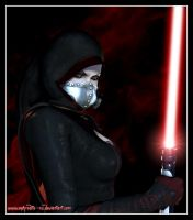 Gaze of the Sith by Aphrodite-NS