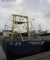 Dutch fishing vessel Twee Gebroeders (YE 24) 1986- by roodbaard1958