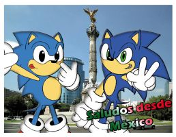 Saludos desde Mexico by WingedKnight7