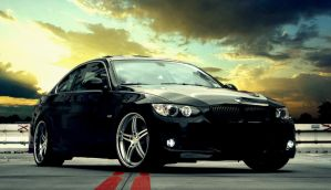 BMW 335i by tazwaraz