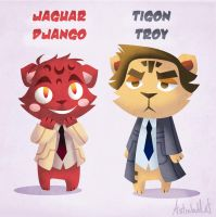 Vacan7: Animal Crossing Division by Astrobullet
