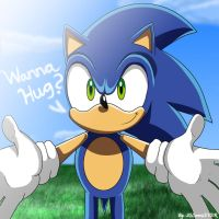 Sonic X - Wanna Hug by SGLover4EVER