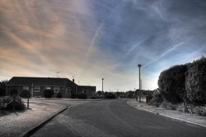 Suburbia I: HDR by Jellings