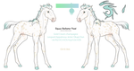 Foal Design for ID# B-966 - daughterofthestars by daughterofthestars