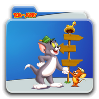 Tom and Jerry v1 by gandiusz