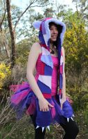 Cheshire Cat Scoodie by Faeriegem