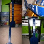 Homade One String Guitar by Linkedsoul