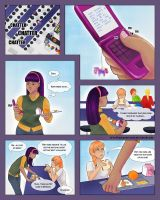High School is Magic Chapter 1 Page 9 by RebekahByland