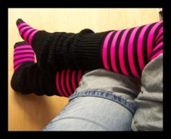 Socks and Jeans by MissAllaneous