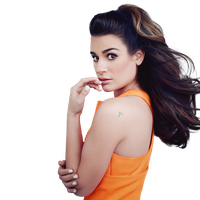 Lea Michele Png #3 by LightsOfLove