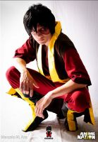Lord of the Fire Zuko by lordproject