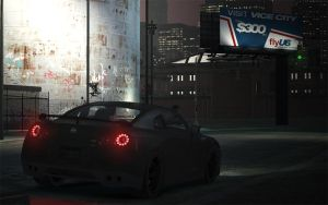 Nissan GT-R 35 V-Spec 2 by ZowLe