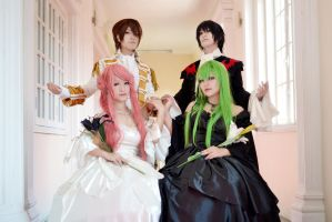 Code geass_ Masquerade by MmeWhoo