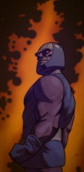 Darkseid by Kid-With-The-Hat