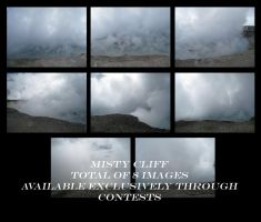 Misty Cliff Exclusive pack by digital-amphetamine