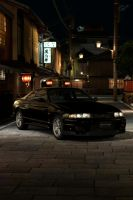 Nissan Skyline GTR r33 by NightmareRacer85