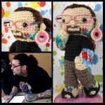 Custom Crochet - Robbie by CraftyTibbles