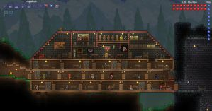 My Terraria House by toamac