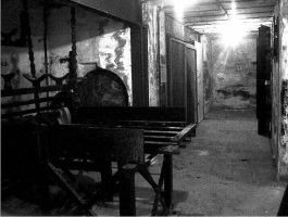 Fort Casey: Projectile Room by Photos-By-Michelle