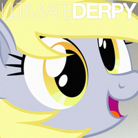 Ultimate Derpy by AdrianImpalaMata