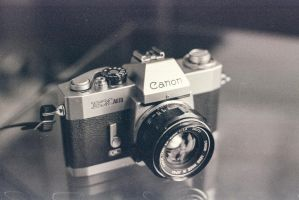 Canon EX auto by TLO-Photography