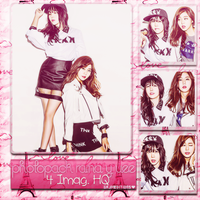 +Photopack Raina y Uee (After School) by GAJMEditions