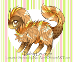 Baby Leureep adopt open by gold-adopts