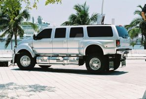 ShaQ's F650 by Supertruck