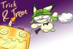 Trick AND Treat by ham77770011