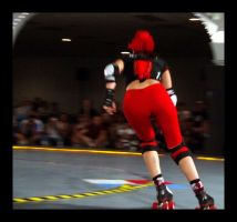 houston roller derby 124 by JamesDManley