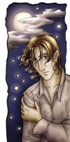 Remus Bookmark by priscellie