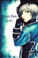 Shiyou-Chan as Ciel Phantomhive Color by MissSebasuchan
