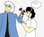 Vergil and Lady by CoolCourtney